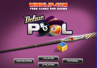 Deluxe pool : billard de luxe