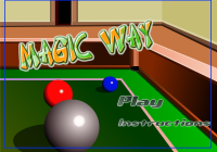 Jeux de billard : Magic Way
