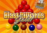 Blast Billards gold