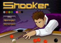 Jeux de billard : snooker